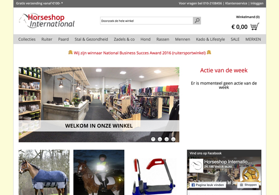 horseshopinternational.nl